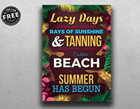 FREE Summer Quote Template