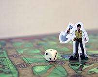 Il gioco di Charles - Board game