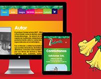 Barbuchín. Página web