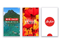 Air Asia _ Motion Graphics