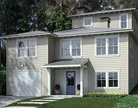 Chapman House Rendering