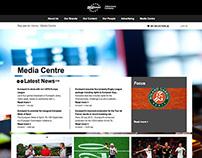 Eurosport Media Centre