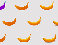 Banana Tutorial for Adobe Photoshop