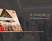 Al Hatim Decors - UI/UX