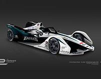 NFL Liveries in Formula E