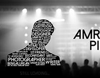 Amruth Pillai Typography
