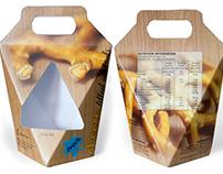 Cookie packaging & brand development