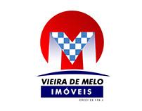 Logo: Vieira de Melo Imóveis