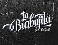 La Burbujita Rock Bar {Branding}