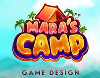 Mara's Camp Game Design