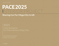 Sharing Car For Mega City In US