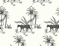 Big Cat Pattern