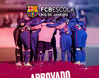 FCB Escola - Newsletter