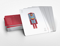 Hollywood Costume Deck of Cards - The Academy