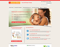 AMEDA Direct Insurance Portal UI