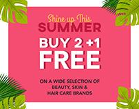 Kulud Pharmacy - Summer Offers