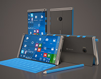 Microsoft Surface Phone - Concept