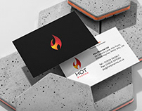 HOT Pharma Identity Design