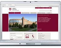 Website - Loyola University Health System (LUHS)
