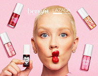 Benefit | Brand of The Week Assets