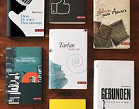 SUJET VERLAG BREMEN Buchcover-Gestaltung
