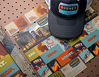Burnet Marketplace Collateral