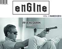 Engine Men's Magazine