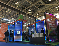 Ion stand at EAGE 2017 Paris