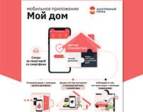 E-city. My Home | Infographic