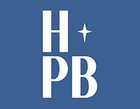 Hesus Pag-asa ng Buhay Logotype + Typeface