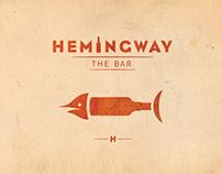 HEMINGWAY - THE BAR