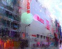 Tokyo walk 1