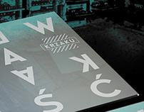 KRZAKU - Pewna Jakość CD album cover