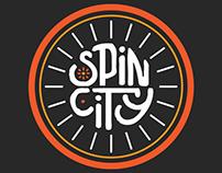 Spin City branding