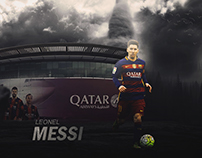 New Wallpaper For Leo Messi