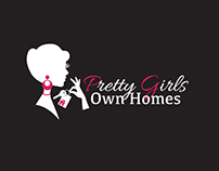 Pretty Girls own homes logo