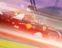 Formula 1: Singapore GP 2012