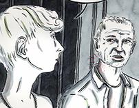 """Dann eben nich""//Then don´t, Documentary Comic"
