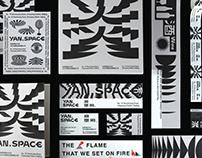 炎空间VI/YAN SPACE VI/graphic /interior design/brand