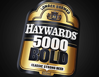 Haywards 5000 BOLD - Facebook Cover Photo