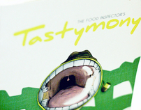 Food Inspector's Tastymony—Final Year Project