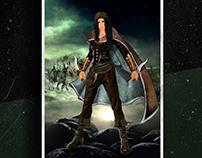 Character Poster Design Karakter Tasarımı