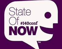 #140conf Social Media Campaign