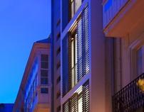 Edificio de Viviendas en la Ciudad Vieja de A Coruña