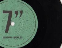 """cover for Secret 7"""" (Ben Howard's single)"""