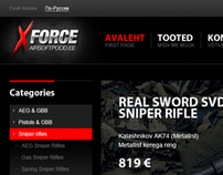 X-Force Airsoft Store