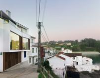 Dos viviendas en Redes. A Coruña