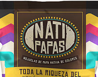 NatiPapas(hojuelas de papa nativa)-Proyecto Final