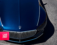 Mercedes-Benz Maybach Vision 6 Cabriolet 2018