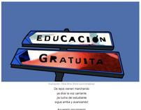 Tiempo de Balas/illustration for the online magazine